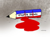 Cartoon: Charlie Hebdo attack.....all of (small) by Dubovsky Alexander tagged charlie,hebdo,attack,france,terrorism