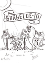 Cartoon: Barbecue (small) by cabap tagged caricature