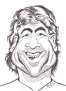 Cartoon: Javier  Bardem (small) by cabap tagged caricature
