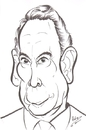 Cartoon: Michael R. Bloomberg (small) by cabap tagged caricature