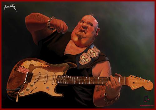 Popa chubby concert foto 838