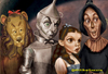 Cartoon: Wizard of Oz (small) by tobo tagged oz