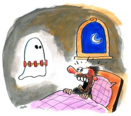 how to stop having nightmares