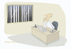 Cartoon: Barcode a prison in every way (small) by Wilmarx tagged barcode,pollution