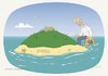 Cartoon: Deforested island (small) by Wilmarx tagged desert,island,ecology