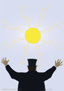 Cartoon: Sun (small) by Wilmarx tagged capitalism
