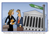 Cartoon: Wall Street Crimes (small) by carol-simpson tagged wall,street,crimes,finance