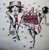 Cartoon: lust (small) by saeed faraji   tagged lust,diffrent,by,fun
