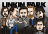 Cartoon: linkin park (small) by mitosdorock tagged linkin,park