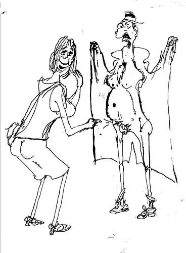 Cartoon Drawing Sex