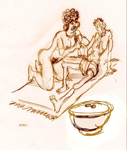 Cartoon: SEX (medium) by Miro tagged