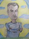 Cartoon: Portre cartoon (small) by SiR34 tagged portre,cartoon