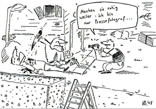 Cartoon: Foto (medium) by Leichnam tagged foto,presse,mord,sensation,verbrechen