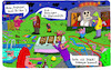 Cartoon: Frohnaturen 4 (small) by Leichnam tagged frohnaturen,brillen,schlangen,leichnam,leichnamcartoon