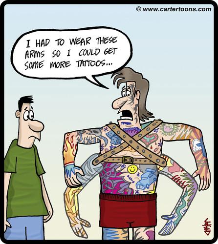 Tattoo Quotes Cartoons. QuotesGram