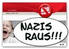 Cartoon: Kindermund tut Wahrheit kund (small) by Fareus tagged npd,nazis,raus