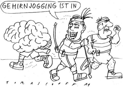 Gehirnjoging