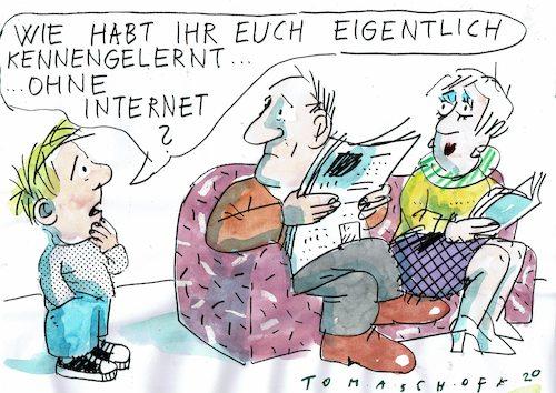 Internet kennenlernen