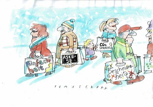Weihnachten Animation.Weihnachten By Jan Tomaschoff Religion Cartoon Toonpool