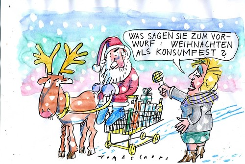 weihnachten 5 by jan tomaschoff religion cartoon toonpool. Black Bedroom Furniture Sets. Home Design Ideas