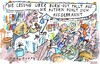 Cartoon: Burnout (small) by Jan Tomaschoff tagged burnout,buchmarkt