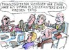Cartoon: no (small) by Jan Tomaschoff tagged economy,banking,taxes