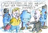 Cartoon: no (small) by Jan Tomaschoff tagged transparency