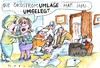 Cartoon: Ökostromumlage (small) by Jan Tomaschoff tagged energie,wende
