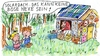 Cartoon: Solar (small) by Jan Tomaschoff tagged solarenergie