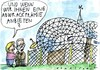 Cartoon: Spionage (small) by Jan Tomaschoff tagged usa,deutschland,spionage