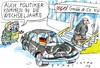 Cartoon: Wechseljahre (small) by Jan Tomaschoff tagged politik,lobby