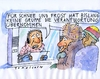 Cartoon: Winter (small) by Jan Tomaschoff tagged winter,frost,schnee