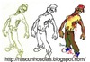 Cartoon: Zumbi (small) by MRDias tagged cartoon