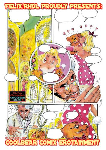 Cartoon: Erotic Comic CooolBear ComiX 09 (medium) by FeliXfromAC tagged ...