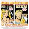 Cartoon: Mr. Cleans Sober Sex Mission 02 (small) by FeliXfromAC tagged girl,boy,frau,woman,sex,drug,sexy,beer,bier,beziehung,bad,girl,bad,boy,marijuhana,marjuana,smoke,rauchen,vodka,bad,böse,tequila,kiffen,saufen,smoking,stockart,