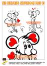Cartoon: Sketchbook Cartoon Character (small) by FeliXfromAC tagged nice,animals,tiere,tier,logos,sympathiefiguren,mascots,wallpapers,characters,characterdesign,figuren,hey,melde,dich,whimsical,felix,alias,reinhard,horst,reinhard,horst,design,line,maus,mouse,red,love,herzen,beziehung,sketchbook,layout