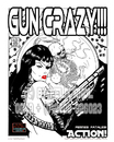 Cartoon: The FeliX Pin Up Girls! (small) by FeliXfromAC tagged reinhard,horst,design,line,the,felix,pin,up,girls,coolbear,coolbär,illustrator,illustration,comic,comiczeichner,zeichner,gun,crazy,felixfromac,erotik,erotic,pinup