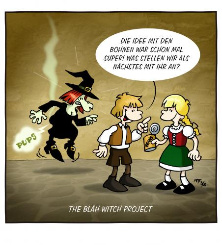 The Bläh Witch Project