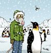 Cartoon: BODO Magazin - Pinguine (small) by volkertoons tagged volkertoons,cartoon,illustration,bodo,ratte,rat,pinguin,pinguine,penguin,penguins,tier,tiere,animal,animals,natur,nature,südpol,south,pole,antarktis,antarctica,schnee,snow,expedition