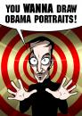 Cartoon: Thats why... (small) by volkertoons tagged volkertoons,cartoon,humor,satire,barack,obama,hypnose,hypnotic,phänomen