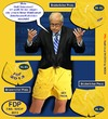 Cartoon: der sexeapel boy from the fdp (small) by cartoonist_egon tagged fdp,brüderle,ohne,schwesterle