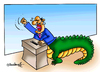 Cartoon: Evolution (small) by halisdokgoz tagged evolution