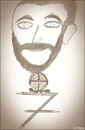 Cartoon: seven (small) by KenanYilmaz tagged seven