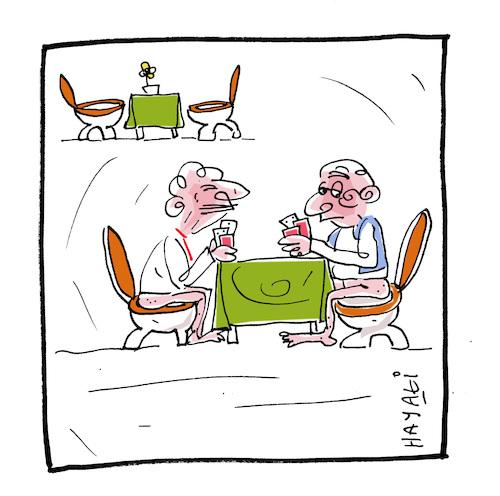 Karikatur Spielsucht