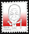 Cartoon: Bekir Coskun (small) by Hayati tagged journalist,gazeteci,istanbul,invesgative,tierliebhaber,portrait,portre,hayati,boyacioglu