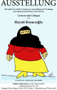 Cartoon: Exhibition in Berlin (small) by Hayati tagged ausstellung,sergi,exhibition,hayati,boyacioglu,berlin,galeri,kurtu,kunst,valeri,alex,kudamm,karree,207