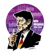 Cartoon: UDO JÜRGENS (small) by donquichotte tagged udo
