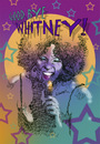 Cartoon: WHITNEY HOUSTON-2 (small) by donquichotte tagged whtny