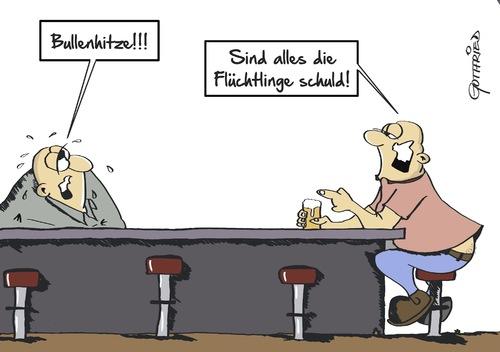 Wer bekommt, asyl in Deutschland?