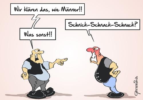 Schnick Schnack Schnuck Gewinnen